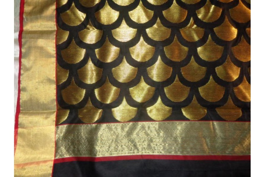 Chanderi Saree by chanderisarees.co.in