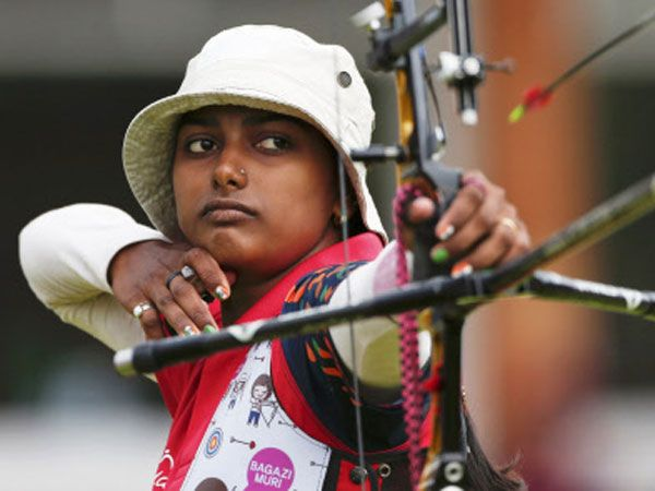 Deepika Kumari gold salt lake