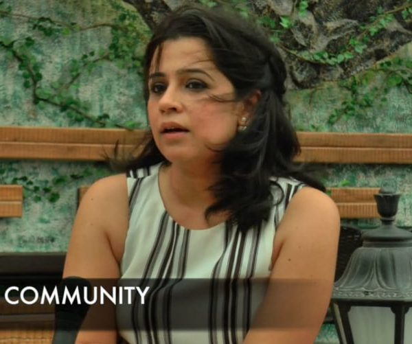 Ruchita Dar Shah believes communities will drive future startups - Pic by shethepeople.tv
