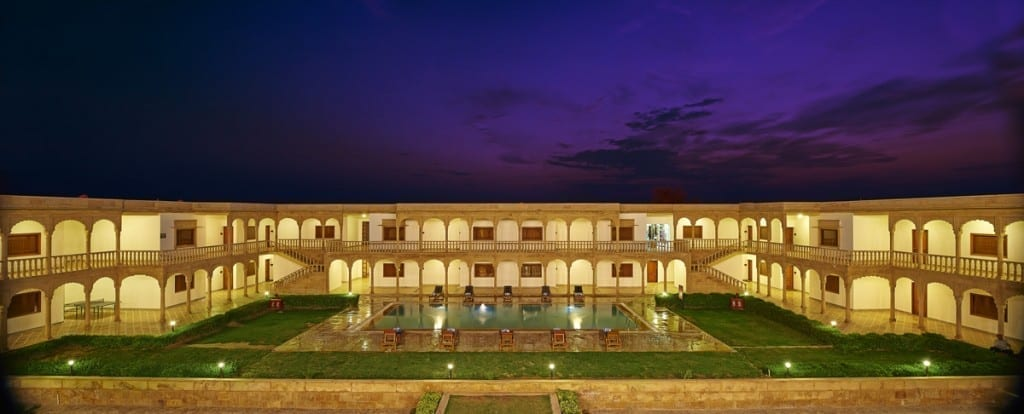 Jaisalmer Swimming Pool