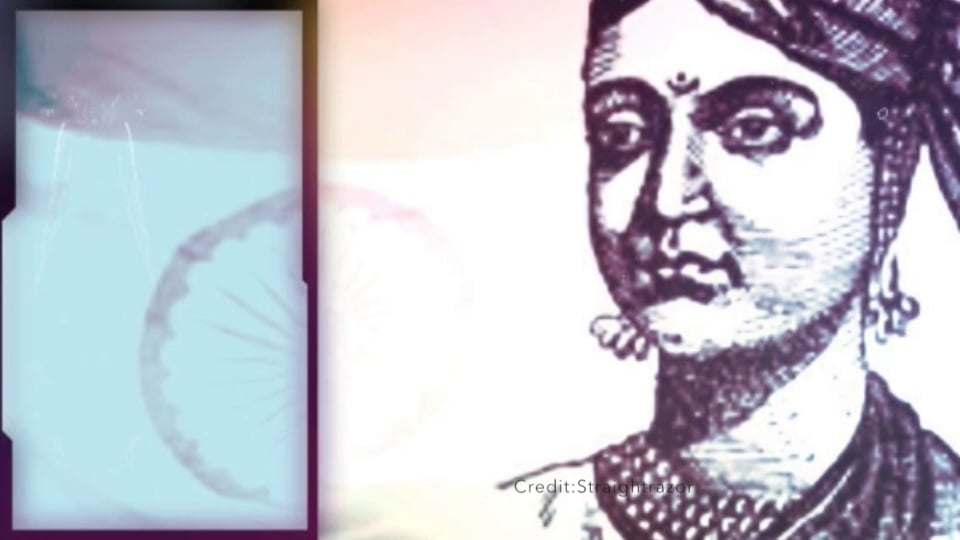 Sepia Stories: Rani Laxmi Bai