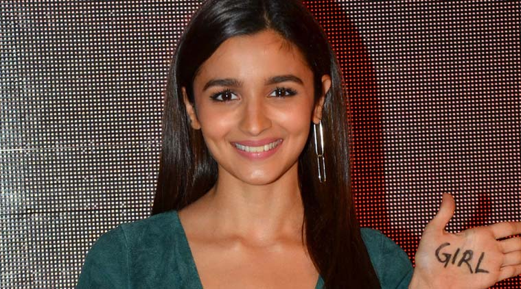 Alia Bhatt: Pic by Indian Express