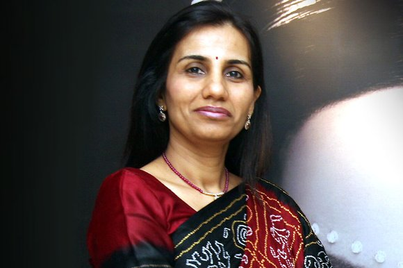 Chanda Kochhar Reappointed