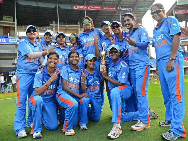 Indian Womens Cricket Team
