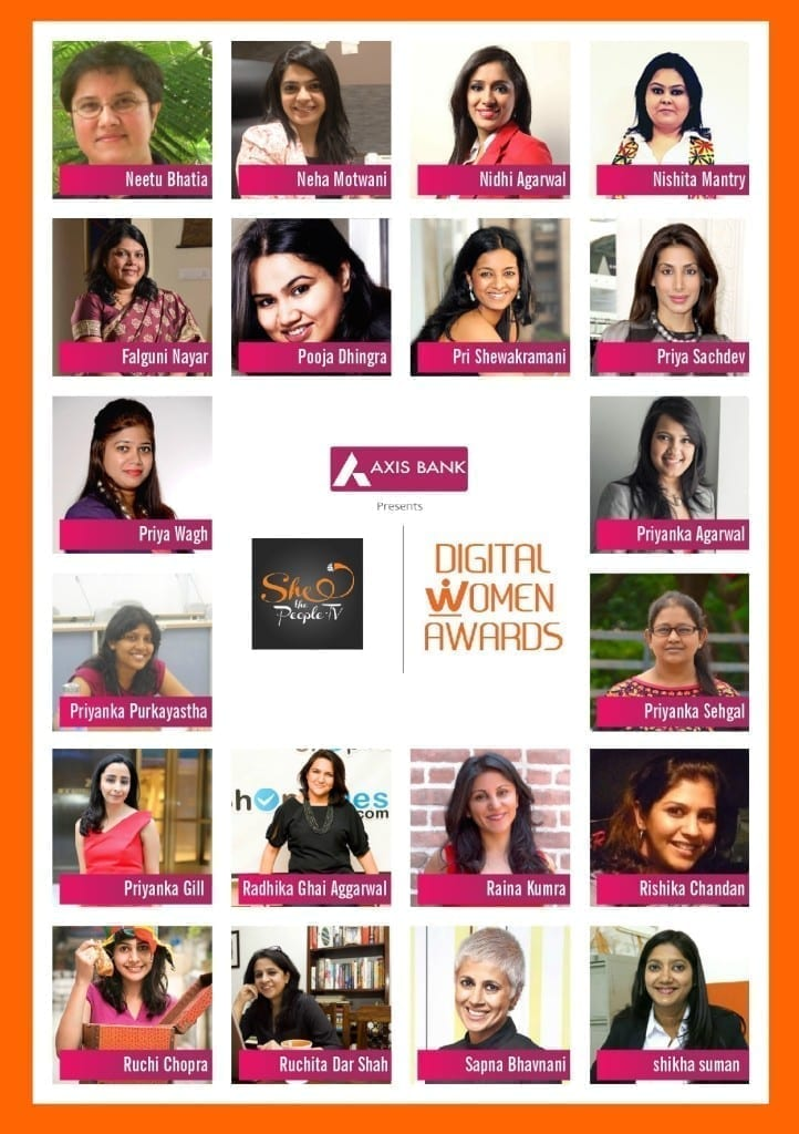 Burgundy Achievers Digital Women Awards New