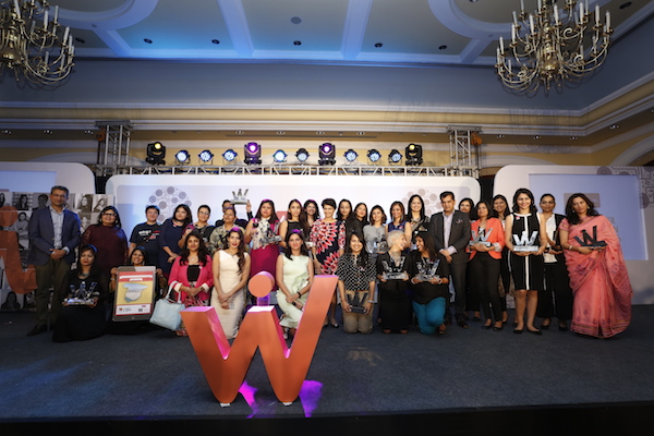 Group Picture Digital Women Awards