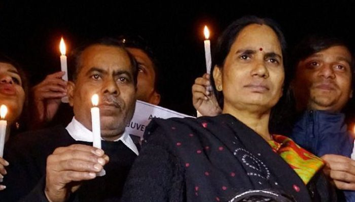 Nirbhaya's Parents File Plea
