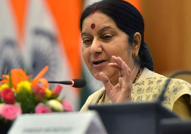 Sushma Swaraj uses social media effectively