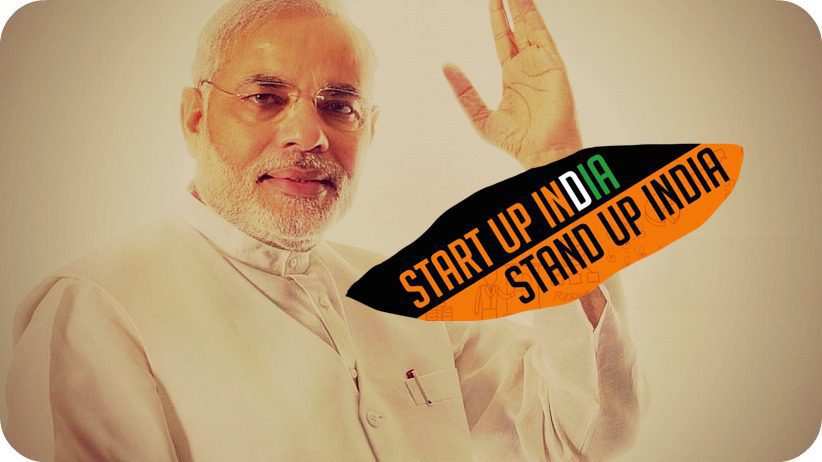 Modi Government And Startups