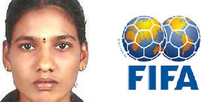 Rupa Devi Singh, from teacher to FIFA referee