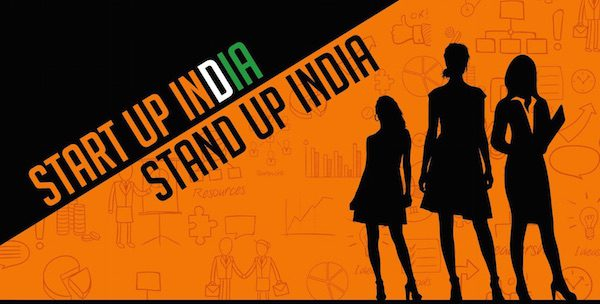 StartUp India Focusses on Women