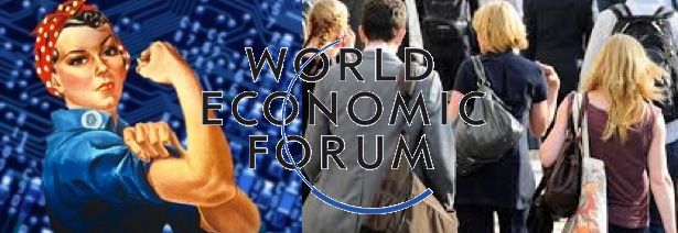 Women at World Economic Forum