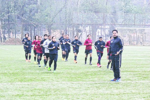 india-chooses-its-women's-football-team-for-south-asian-games