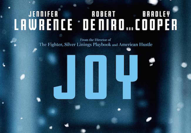 Joy Starring Jennifer Lawrence