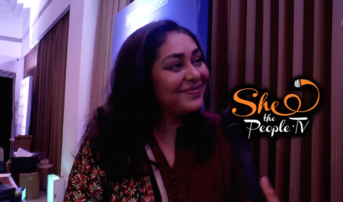 Meghna Gulzar speaks with SheThePeople