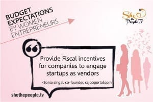 Fiscal Incentives to Start-ups, Budget 2016