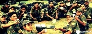 CRPF Women Commandos J&K