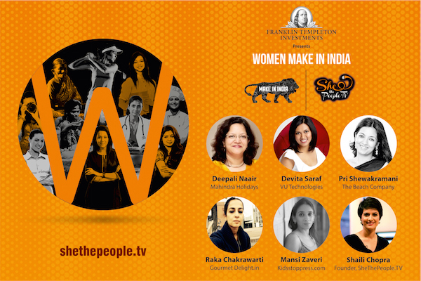 Women Make In India by SheThePeople News