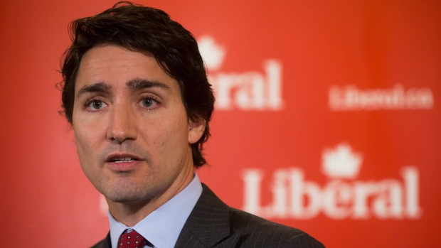 justin trudeau canadian pm on women rights