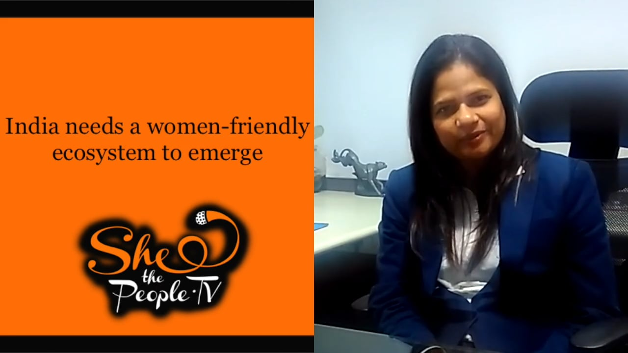 Prerana Langa of YES Foundation