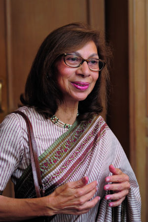 Smita Crishna-Godrej on Forbes World's Billionaires list