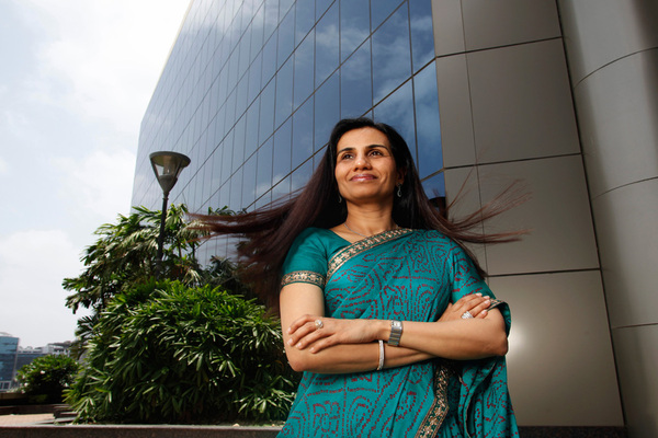 ICICI Bank CEO Chanda