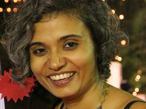 Pooja Warier, Founder of UnLtd. India and Bombay Connect (Pic By Unltdindia.org)