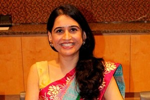 Priya Naik: Founder and CEO at Samhita Social Ventures (Pic By Samhita.org)