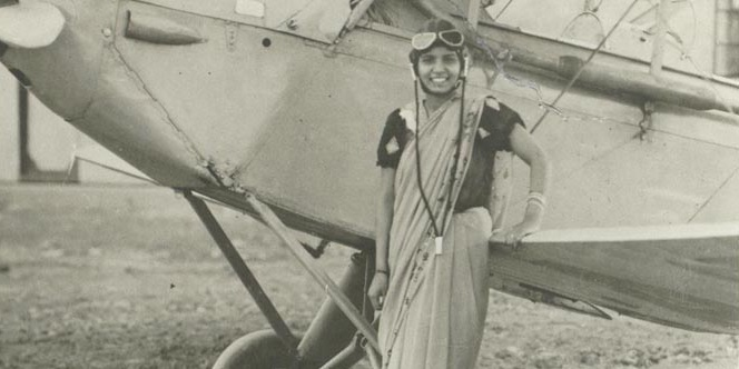Sarla Thakral: India's first female pilot