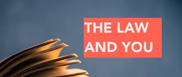 The Law And You She The People