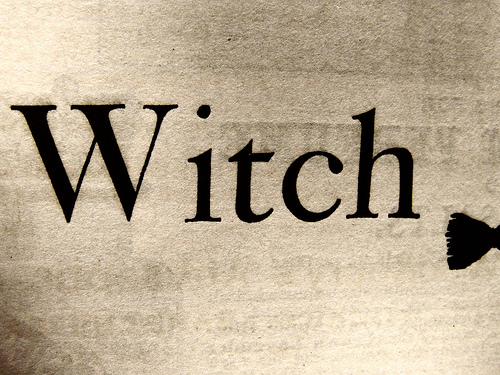 Witchcraft is one thing, in India we call and kill women in the name of witches