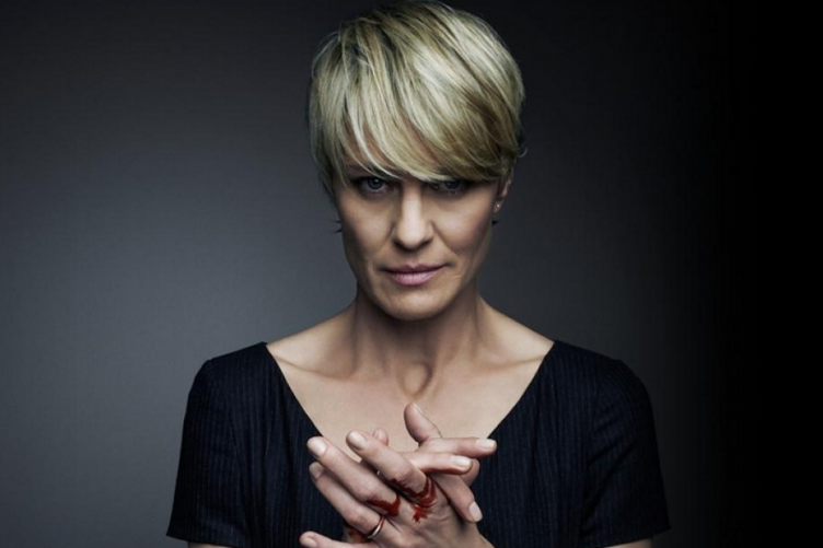 Claire Underwood - The First lady of The United States of America