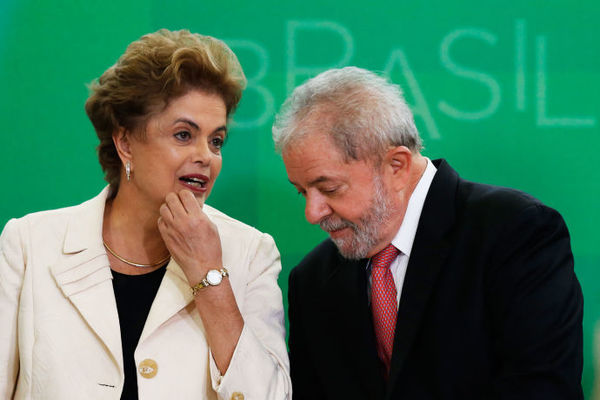 First Female President Dilma