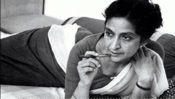 Amrita Pritam - Protagonists for modern Indian literature (Pic By i.ytimg.com)