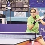 Breakthrough Table Tennis Star Manika Batra