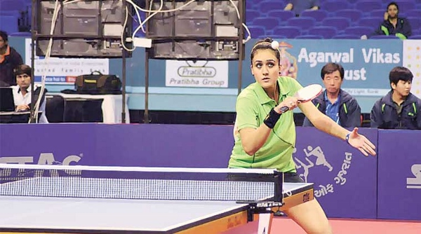 Manika Batra career-best ranking
