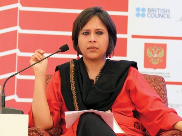 Barkha Dutt, an abuse survivor