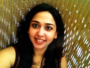 Roshni Chaudhary works currently with PlugHR