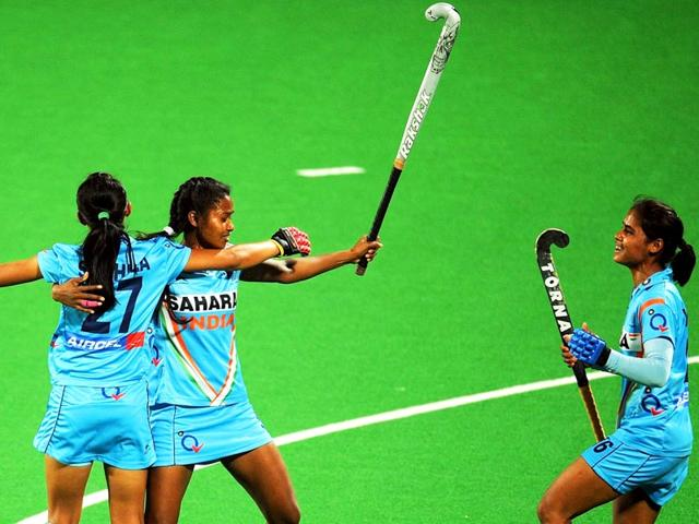Indian womens hockey teamq