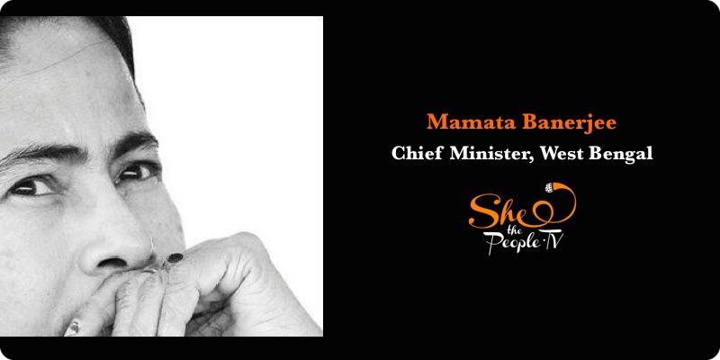 India's Female Chief Ministers Mamata Banerjee