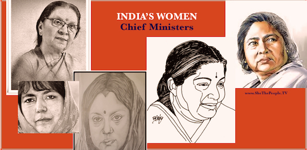 India's Female Chief Ministers