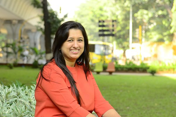 Rupali Samat on shethepeople