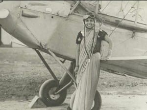 Sarla Thakral: The woman who took to the skies