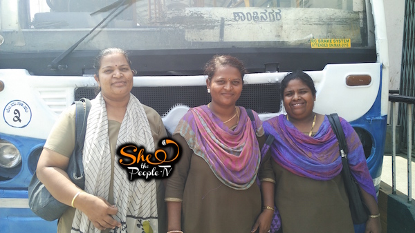 Loving their job: The female bus conductors of Bengaluru