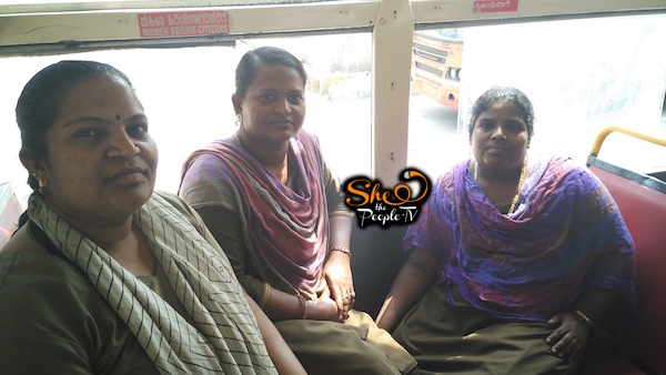 Bus ticketing with the lady conductors in Bengaluru