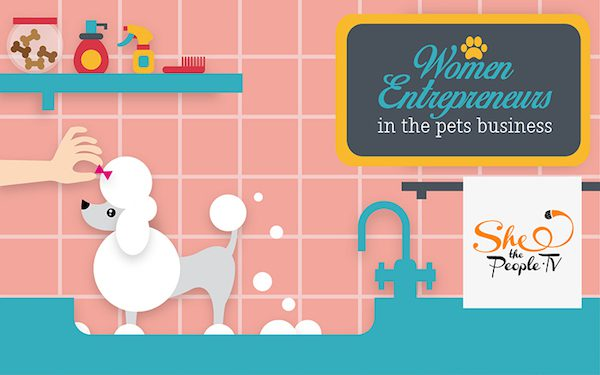Women Entrepreneurs For Pets and Dogs