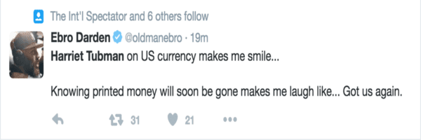 This tweet by American media executive Ebro Darden makes you think