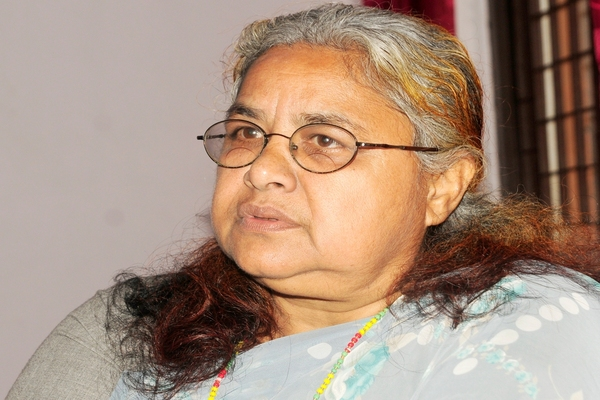 Sushila Kari, first female chief justice of supreme court of Nepal
