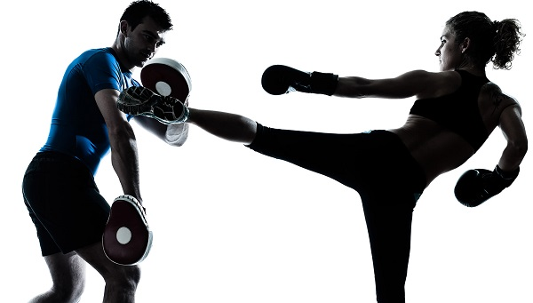 Kickboxing for health