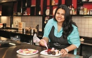Pooja Dhingra, founder of le 15 patisserie